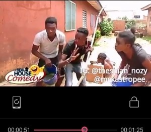 """Video (Skit): Real House of comedy """"How Nigerians Celebrate Birthdays"""""""